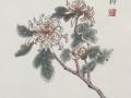 Chrysanth II by Janet Robinson