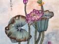 Lotus by Malcolm Gowlett