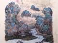Mountain Mist by Malcolm Gowlett