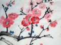 Plum Blossom by Sheila McCormack