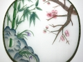 Bamboo, Plum Blossom and Orchid by Sheila McCormack