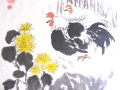 Chickens by Sid Holloway